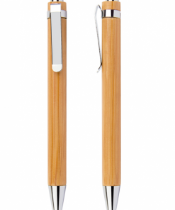Esfero en bambú
