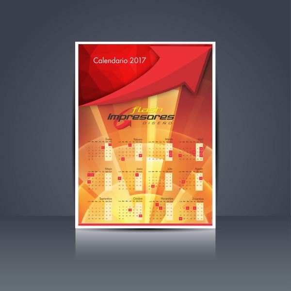 afiches y calendarios tabloide