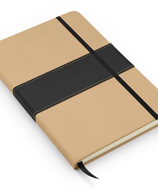 Libreta de notas tipo moleskin