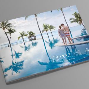Catálogo revista apaisada