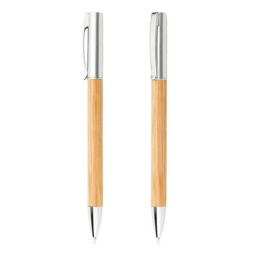 Esfero Bolígrafo en Bambú